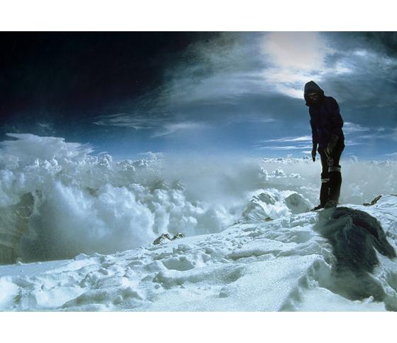 伝説の登山家、ラインホルト・メスナーがフイナムに降臨。