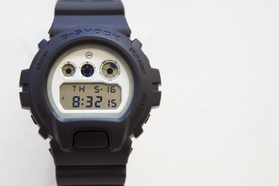 fragment design×CASIO「G-SHOCK」がロンハーマ...