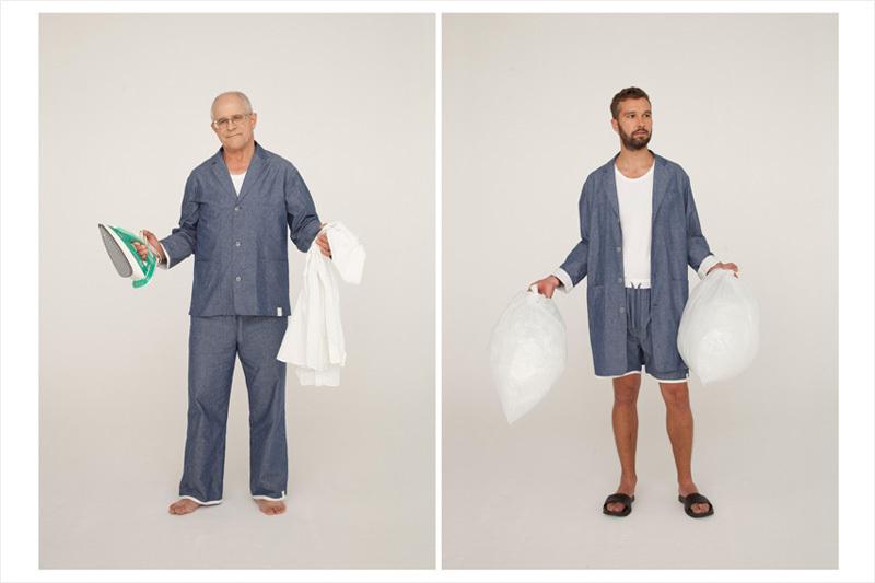 """アナタの眠りに""""ワクワク""""を。ノウハウの最新パジャマコレクション。"""