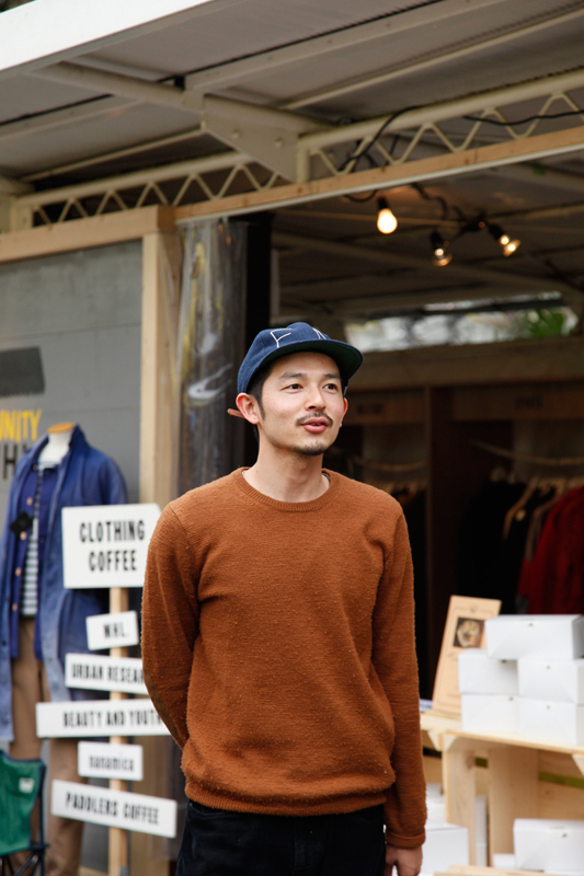 MHL. COMMUNITY MART VOL.2 SNAP! 001-SNAP(スナップ)「FASHION(ファッション)「HOUYHNHNM(フイナム)」