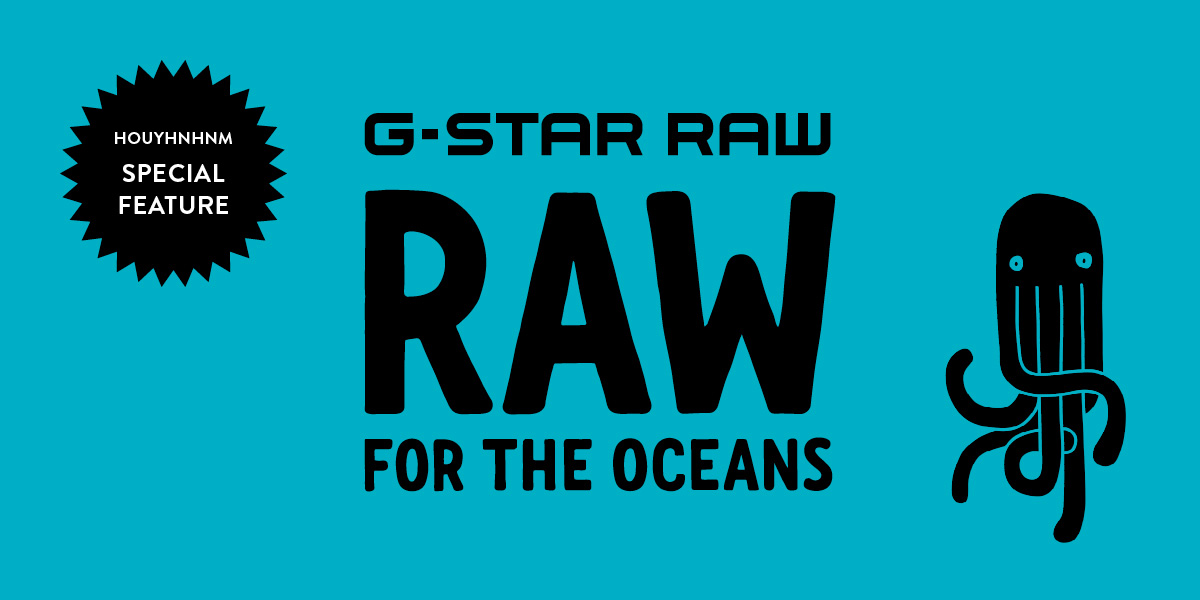 G-Star RAW RAW for the Oceans