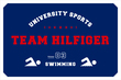 UNIVERSITY SPORTS TEAM HILFIGER VOL.3_SWIMMING
