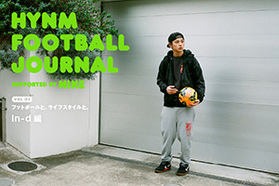 HYNM FOOTBALL JOURNAL VOL.5 フットボールと、...