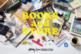 STUSSY Livin' GENERAL STOREの企画展、関西でも...