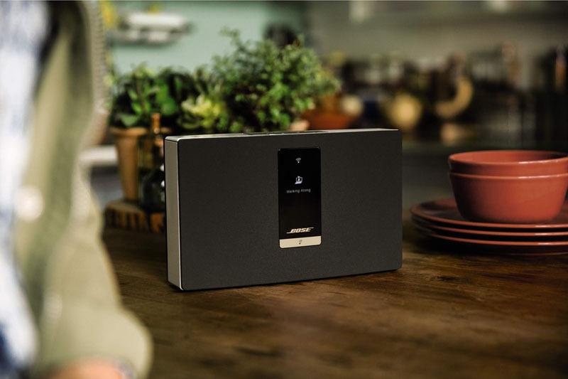 Wi-Fi®で全てをコントロール。Boseの新オーディオシステム!