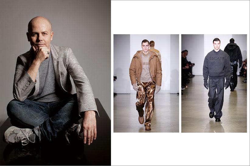 2004年春にカルバン・クライン コレクションのメンズ・クリエイティブ・ディレクターに就任。2009年には、アメリカファッション協議会からメンズウェア・デザイナー・