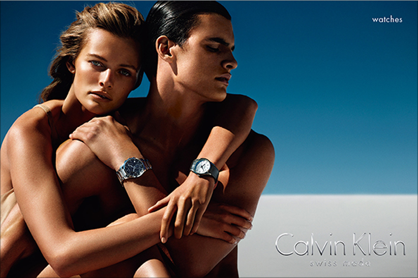 Calvin Klein watchesのクリスマスフェアがはじまりました。