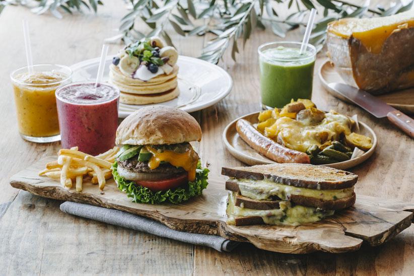 ジャーナルスタンダードが提案する新たなカフェレストランがオープン!|NEWS(ニュース)|HOUYHNHNM(フイナム)
