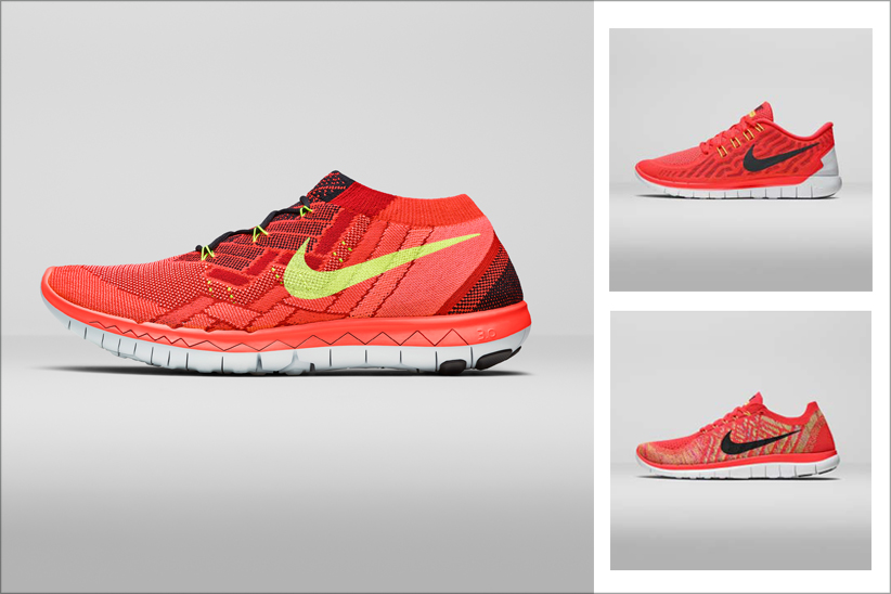 NIKE FREE COLLECTIONからニューモデルが誕生。