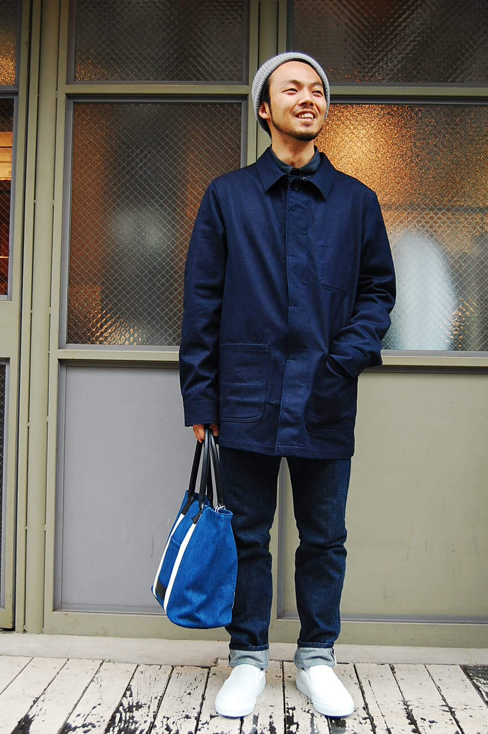 ANJYO|1LDK|SNAP(ショップスタッフスナップ)|HOUYHNHNM(フイナム)