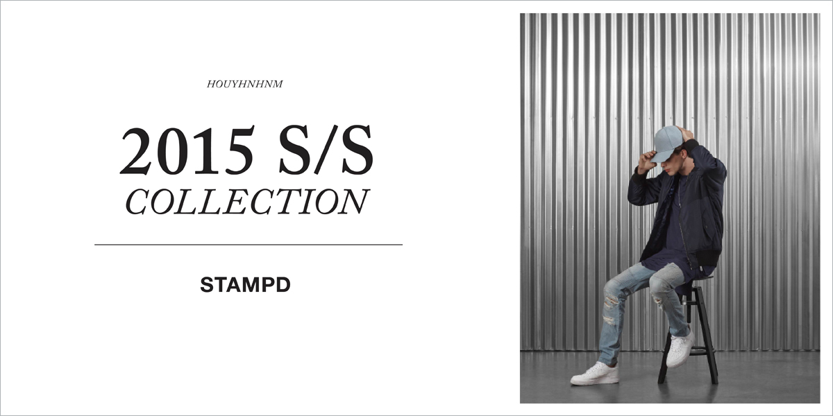 STAMPD 2015SS collection