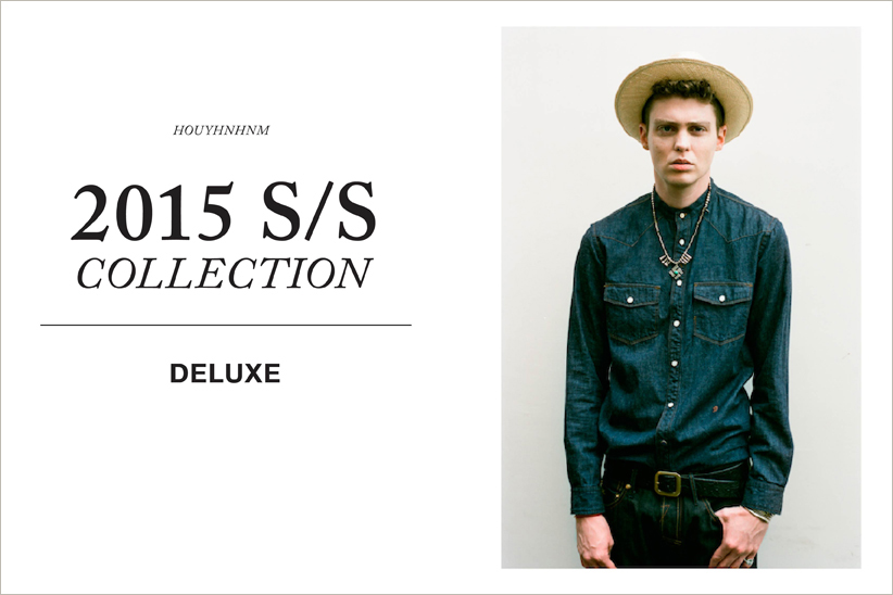 DELUXE 2015SS collection