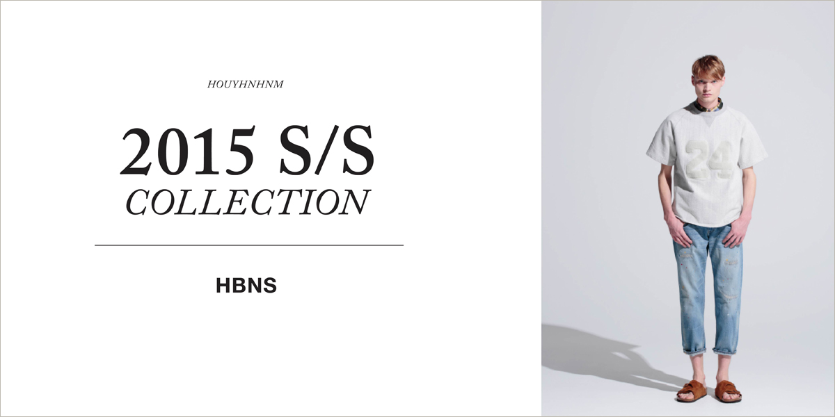 HBNS 2015SS collection