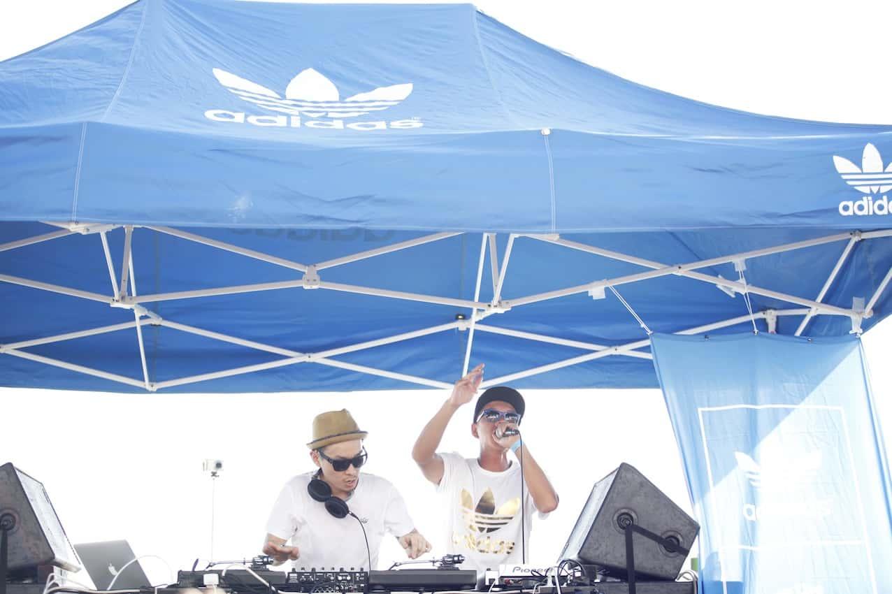 2_The Do-Over Tokyo 2014_DJ Kentaro & Sami-T