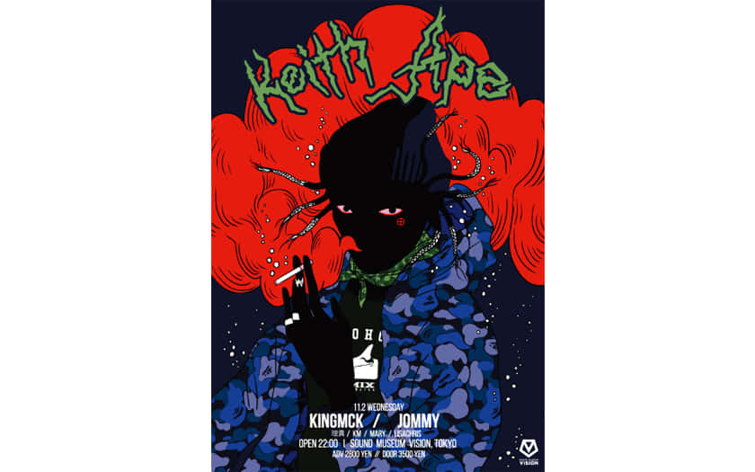 kieth Ape02