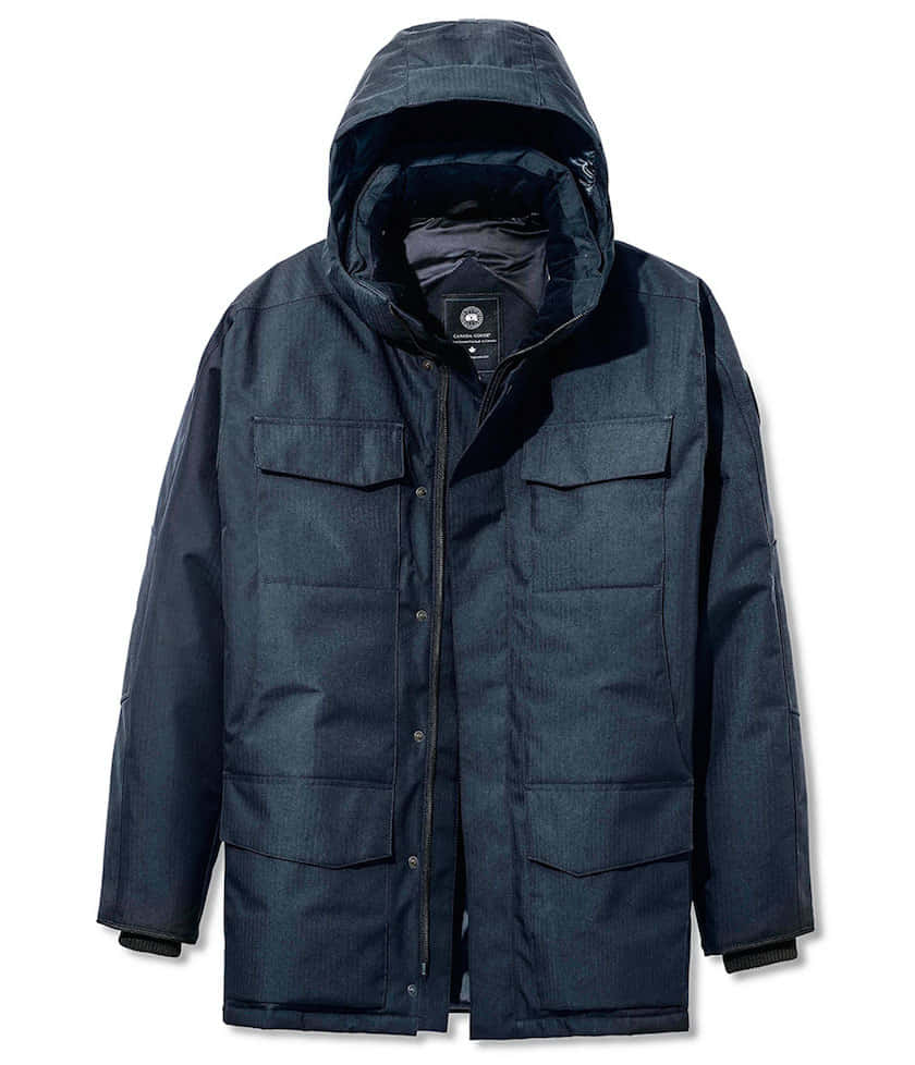 1117canadagoose_top_WINDERMERE COAT BLACK LABEL
